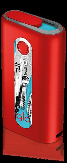 glo™ HYPER tokyo_red